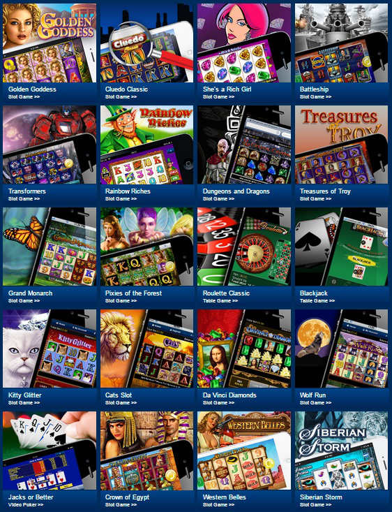 betfred-mobile-games-list
