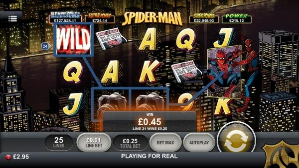 william-hill-spiderman-slot