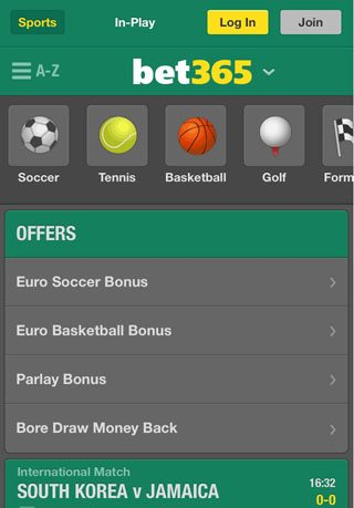 bet365-mobile-app-offers-screenshot